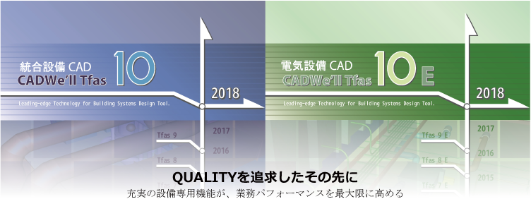 建設設備CADソフト